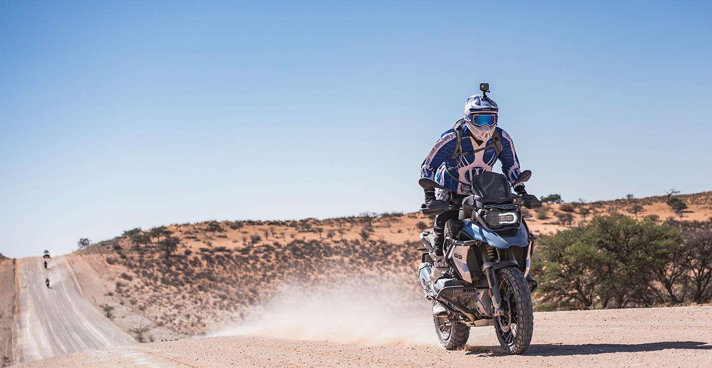 NUR FÜR ECHTE ABENTEURER:   AFRIKA-MOTORRADREISEN