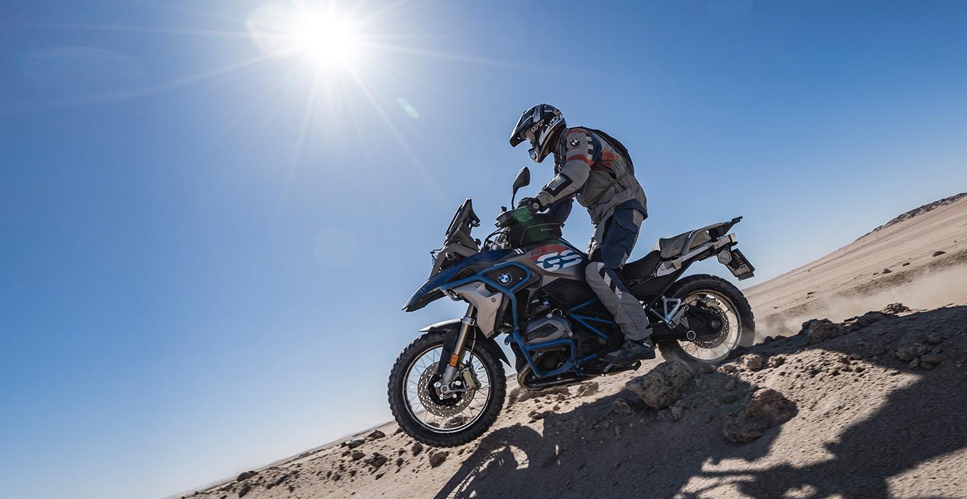 ACTION PUR: Motorradreisen durch SÜD- und OSTAFRIKA