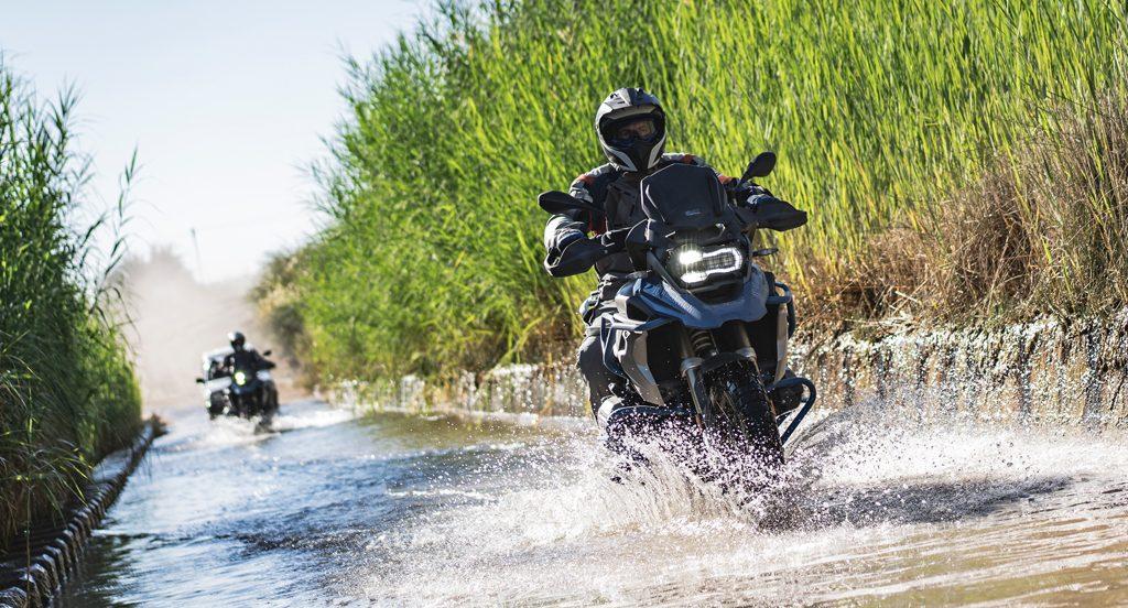 Afrika Motorradreise privat geführt