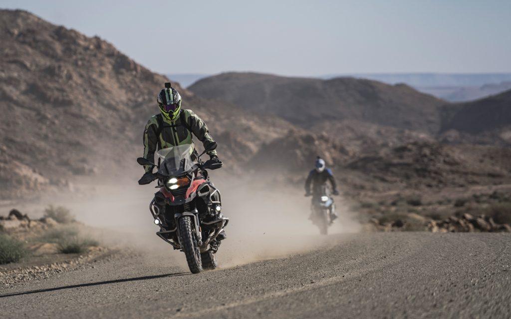 Motorradreise Namibia