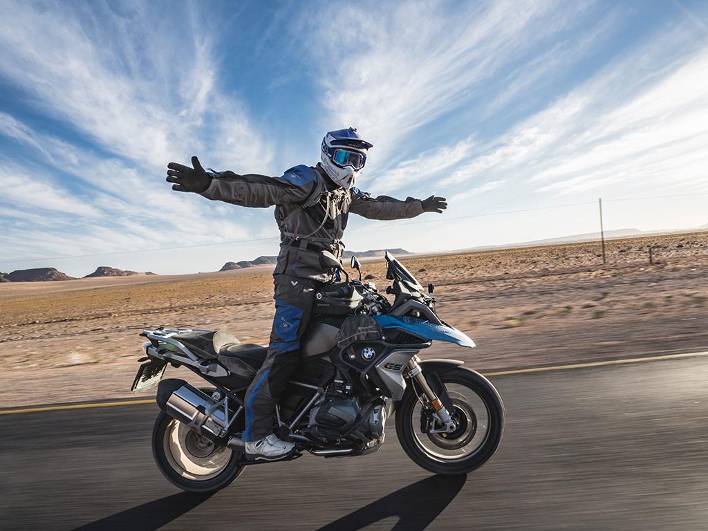 Motorradtour mit Wunderlich in Namibia