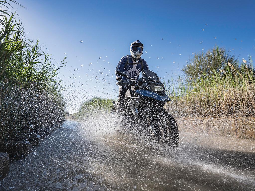 Motorradtour auf BMW durch Afrika mit Afrikabiker