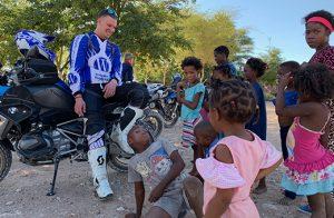 Namibia Motorradtour Wüstentümmler