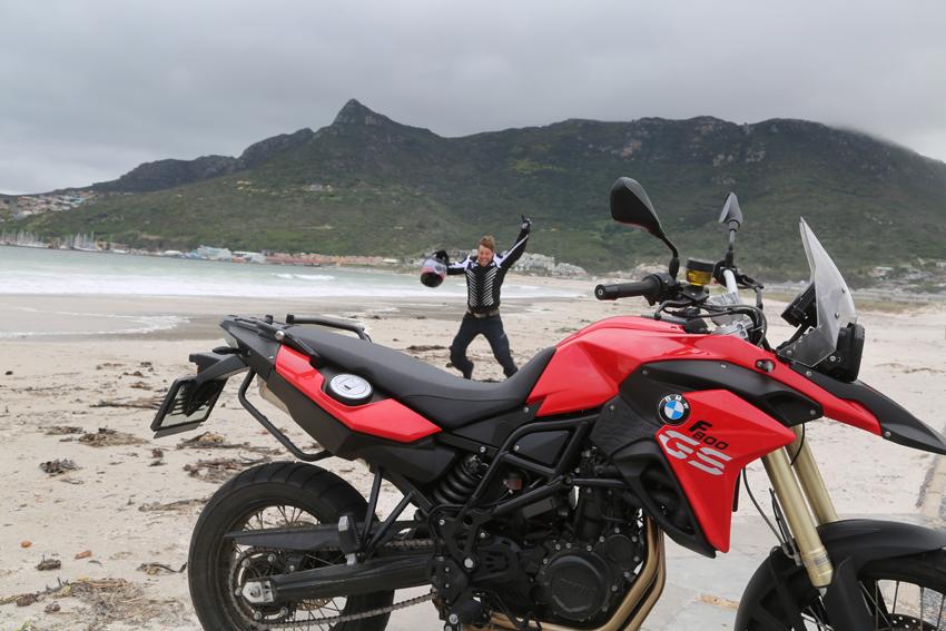 Südafrika GS Motorradtour