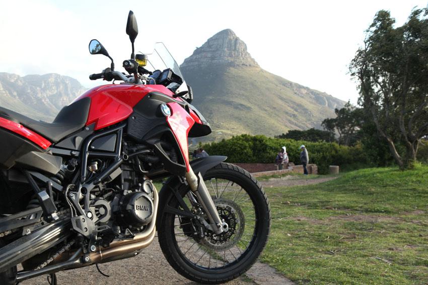 Motorradtour Südafrika geführt GS